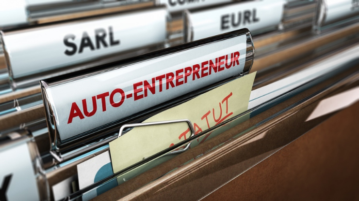 Auto-entrepreneurs et coworking.