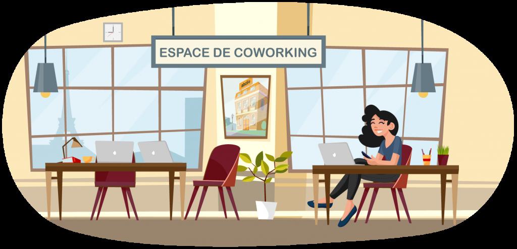 Le coworking : ma petite entreprise