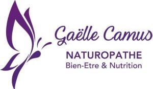 Logo Gaelle CAMUS Naturopathe