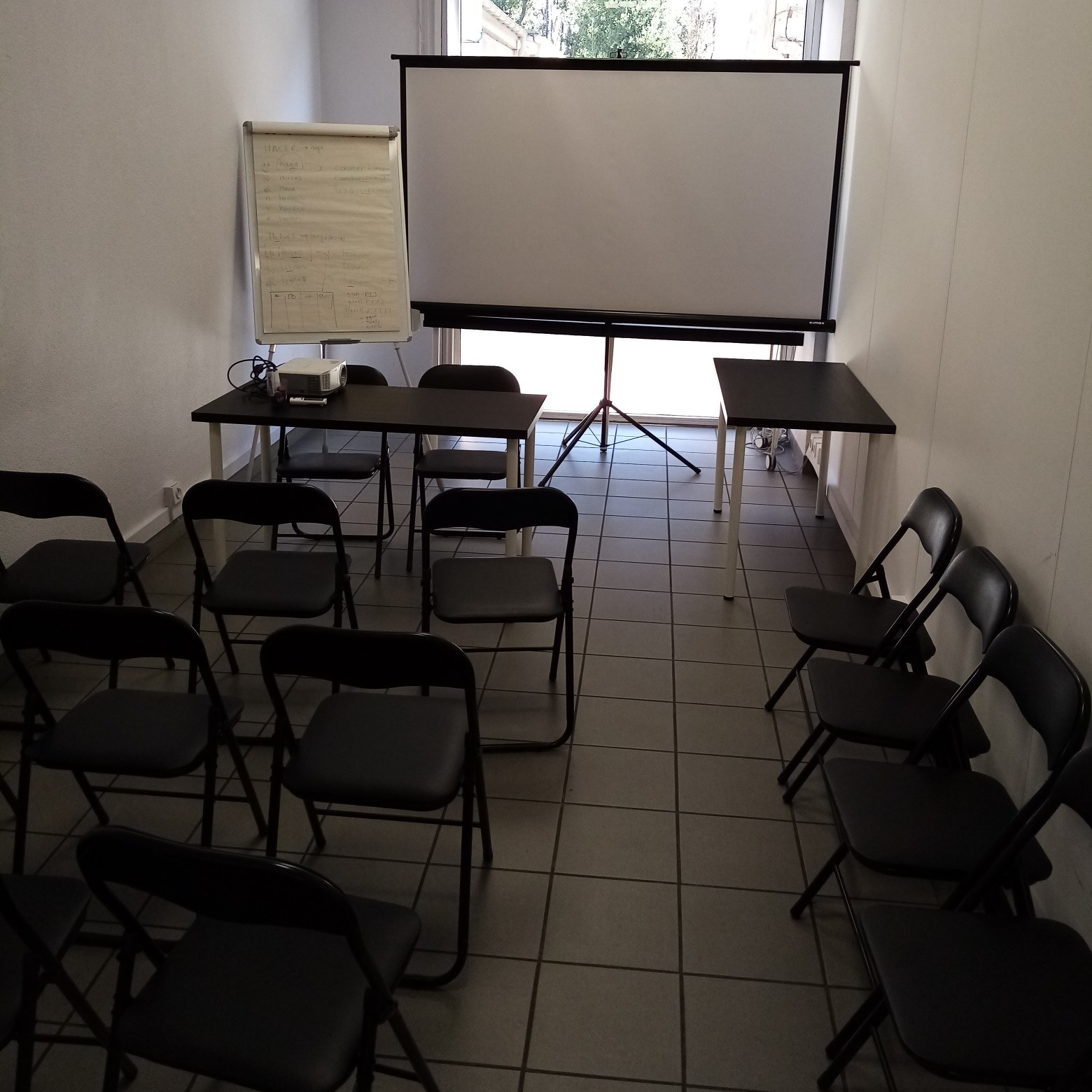 MyCoworkPlace Salle Formation Théatre